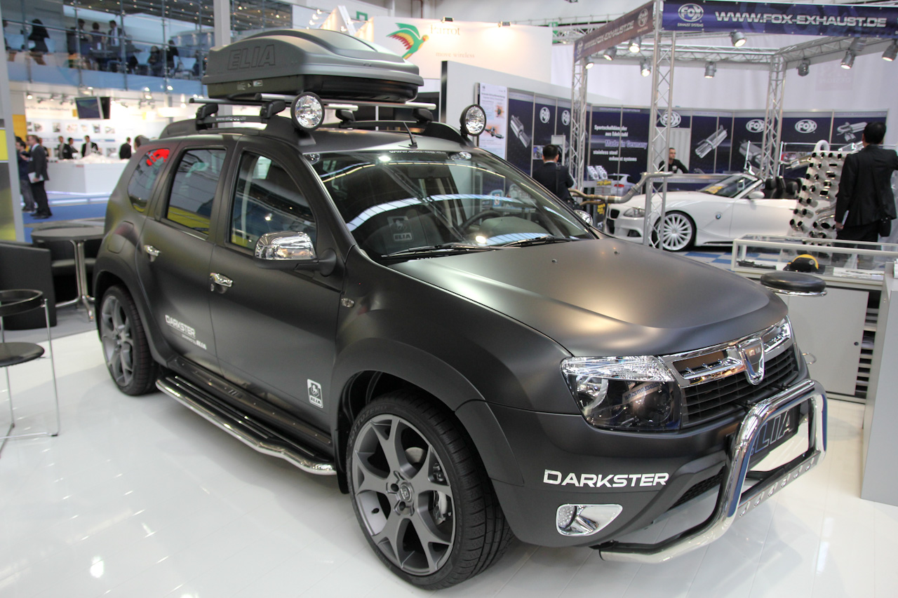 dacia duster darkster equilibrium. Black Bedroom Furniture Sets. Home Design Ideas
