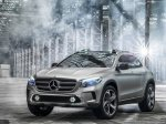 Mercedes Benz GLA1
