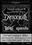 afis concert Demonical
