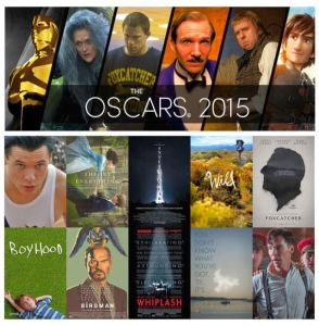 Oscar 2015 - my favorite movie