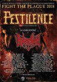 Pestilence Live Afis 2018